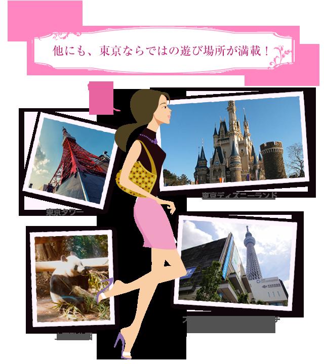 その他東京の観光スポット写真
