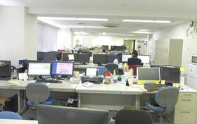 インテリジェンス事業部総務写真