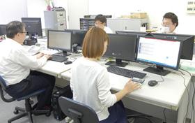 インテリジェンス事業部写真