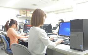 システム開発事業部写真