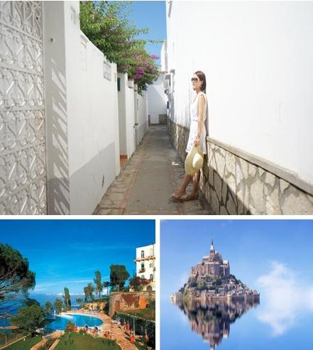 人生で一番贅沢をした旅行体験談のイメージ